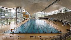 Olympia-Schwimmhalle, Munich, Germany