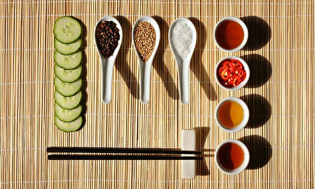 오이 무침 (around the world in 80 recipes - korea)