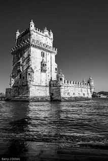 صورة Belém Tower قرب Algés. lisbon