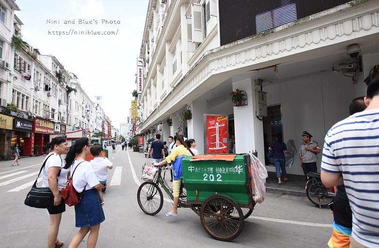 福建廈門中山街旅遊景點美食小吃18