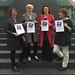 5. Juli 2016: Vorstellung der Berliner Erklärung für Gleichheit auf dem Gehaltszettel in der Bundespressekonferenz