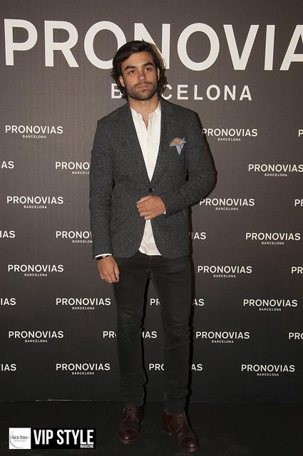 Pronovias - VIPs - Diego Osorio