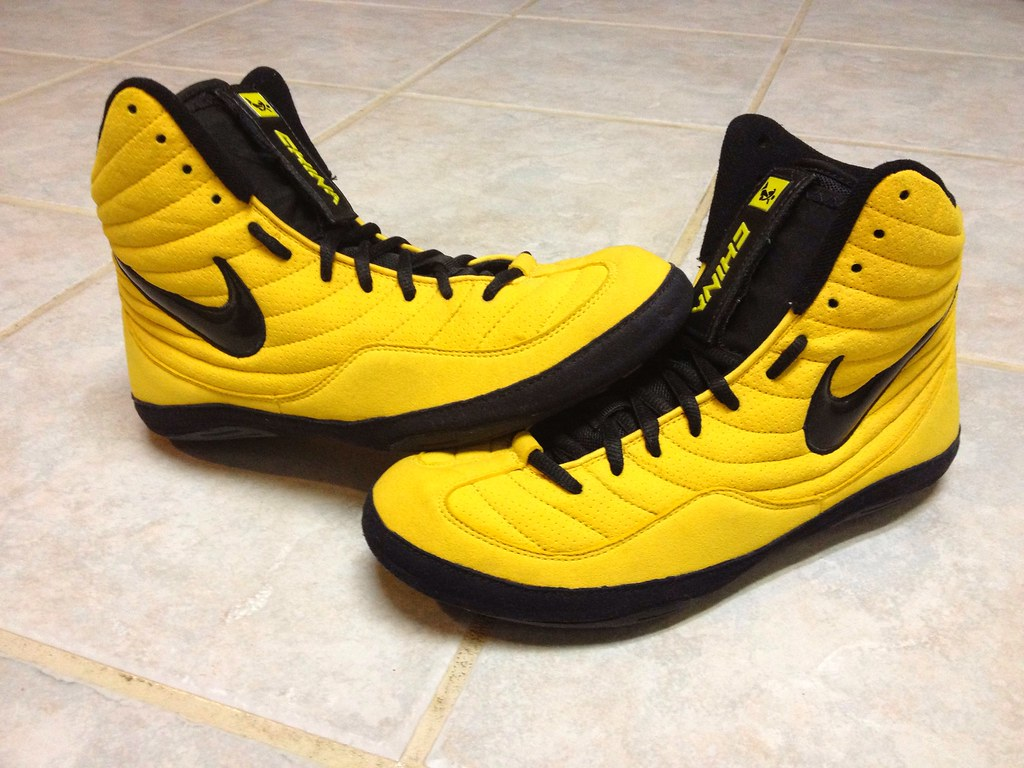 Nike freeks wrestling shoes 2015