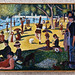 Jean Jackson - 'Sunday In The Park With Frank' (after Seurat)