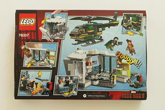LEGO Marvel Super Heroes Iron Man: Malibu Mansion Attack (76007)
