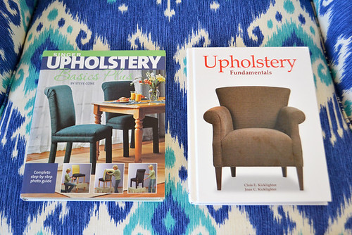 My Upholstery Books