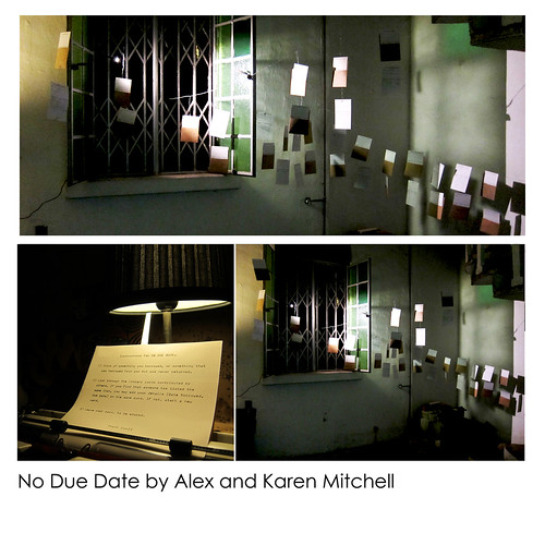 art-No Due Date by Alex and Karen Mitchell