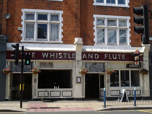 Whistle and Flute, Putney, London SW15