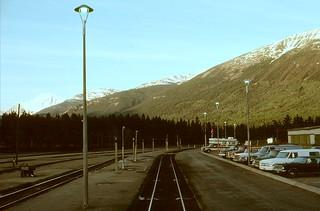 Arrival In Jasper