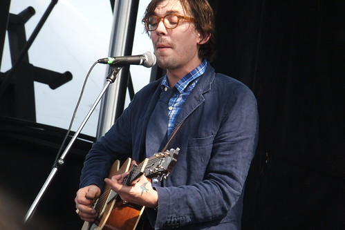 Justin Townes Earle at Ottawa Bluesfest 2013