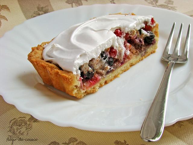 ягодный тарт 3