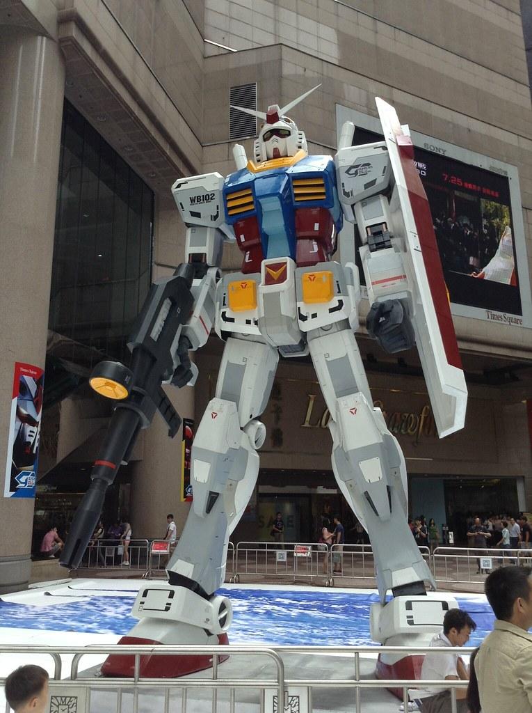 Gundam mecha