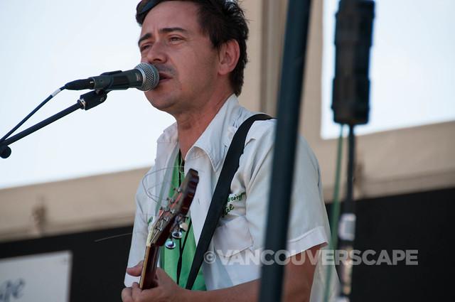 2013 Vancouver Folk Music Festival/Danny Michel