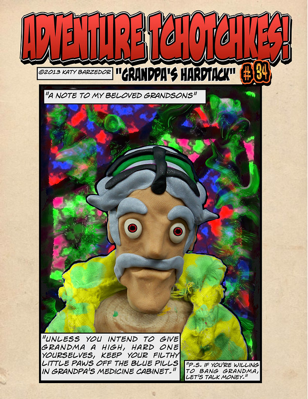 Adventure Tchotchkes! #34