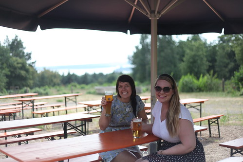 grunewaldturm beer garden