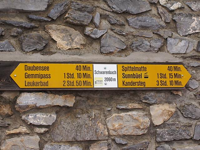 Berghotel Schwarenbach