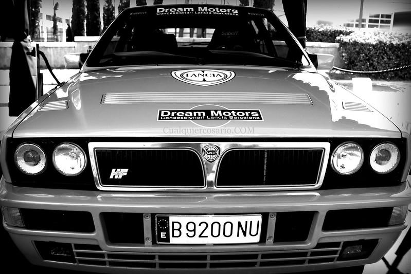Lancia Delta HF Integrale - Morro