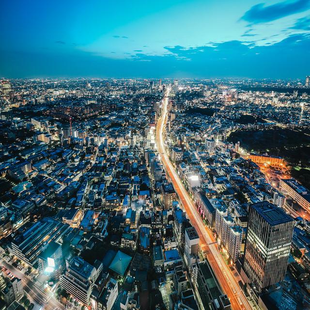 Tokyo Stream.