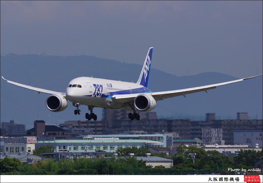 All Nippon Airways - ANA JA818A-002