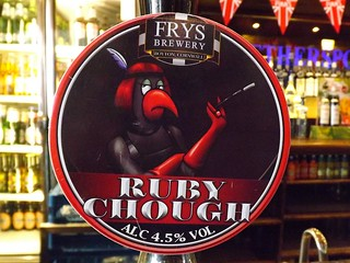 Frys, Ruby Chough, England
