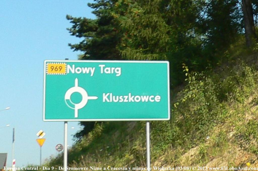 visitando polaco pequeña