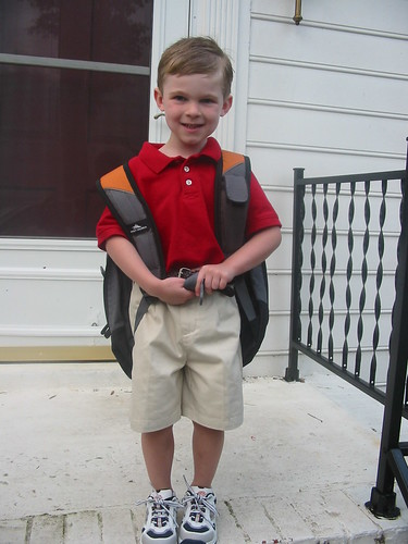 First day of school - 2006