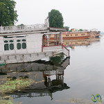 Srinagar Houseboats on Nagin Lake - Kashmir, India