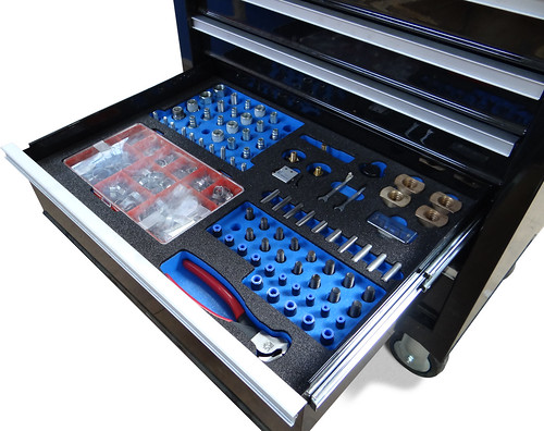 custom made shadow boards, foam inserts and tool chests | tool cases ...