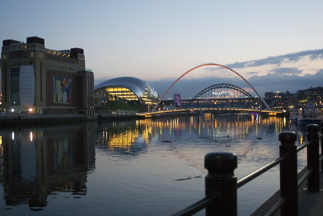 Newcastle-quayside