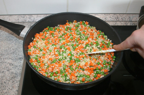 33 - Gemüse kurz andünsten / Braise vegetables