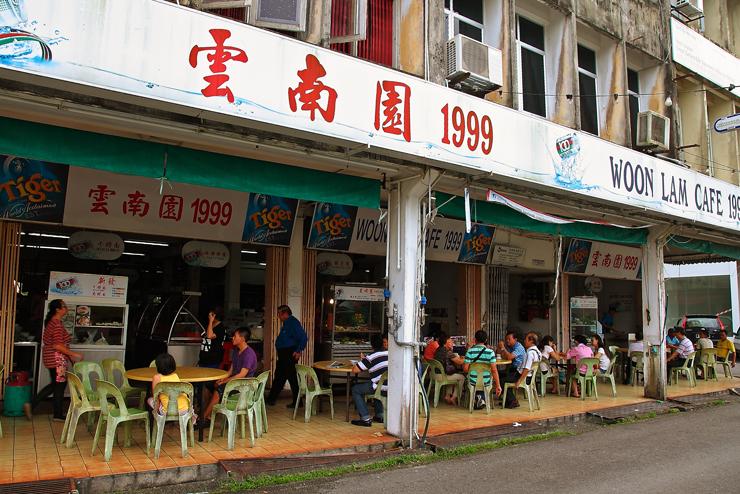 Woon Lam cafe Kuching
