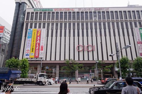 錦系町南口 丸井百貨