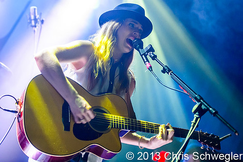 ZZ Ward – 10-06-13 – The Down & Dirty Shine Tour, Saint Andrews, Detroit, MI