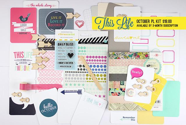 Oct TYPE PL Kit