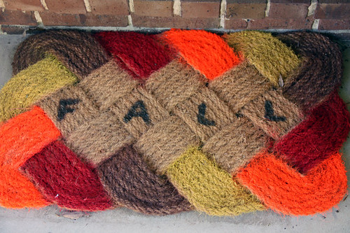 Fall-Doormat