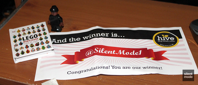 SilentMode... WON something?!
