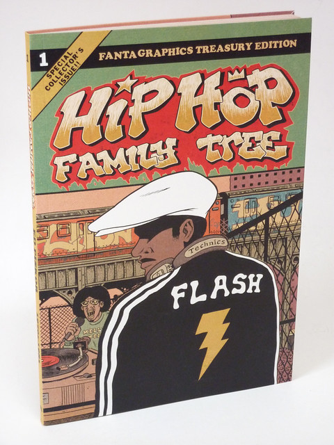 Hip Hop Family Tree 1 cover photo