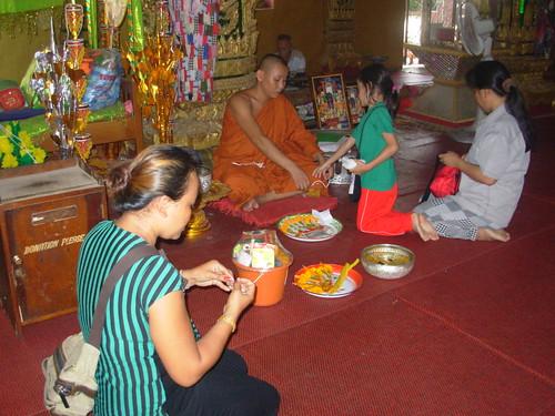 Vientiane 2007-Wat Simuang (5)