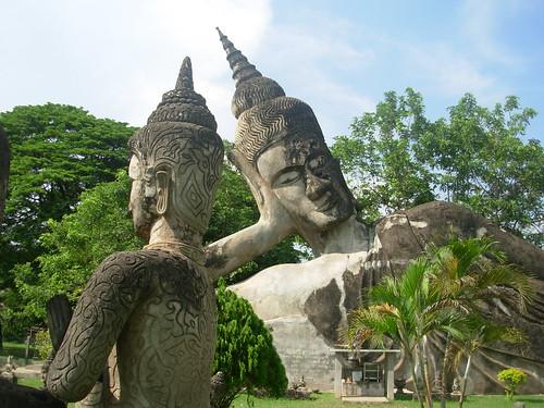 Vientiane 2007-Bouddha Park (33)
