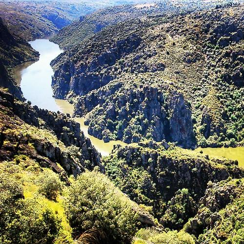 Itinerario del Sendero GR 14. Mirador de las Barrancas
