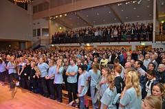 Brassbandfestivalen 2013 - Du gamla du fria...(Foto: Olof Forsberg)