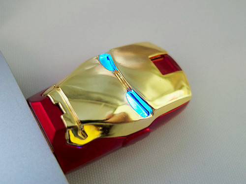 Flash Drive Iron Man