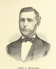 """British Library digitised image from page 511 of """"History of Union and Middlesex Counties, New Jersey, with biographical sketches of many of their pioneers and prominent men. Edited by W. W. Clayton. Illustrated"""""""