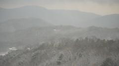 snow(0.0), plateau(0.0), morning(0.0), fog(1.0), cloud(1.0), mountain(1.0), winter(1.0), valley(1.0), drizzle(1.0), mountain range(1.0), hill(1.0), haze(1.0), summit(1.0), ridge(1.0), mist(1.0), mountainous landforms(1.0),