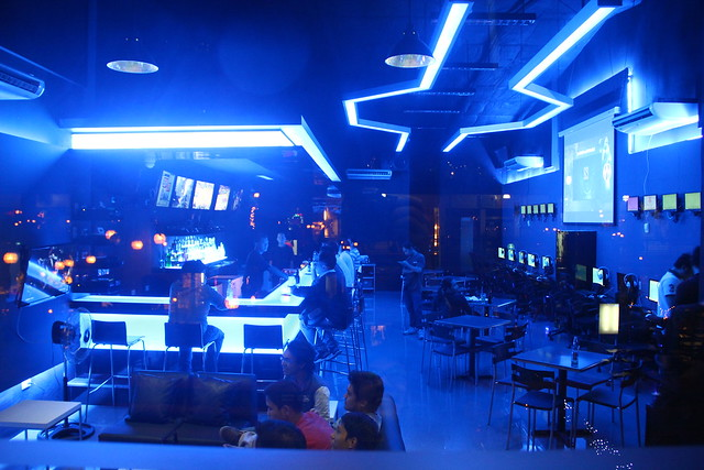 Nerd Next Door Gaming Haven Imperium E Sports Bar And Video Game Lounge