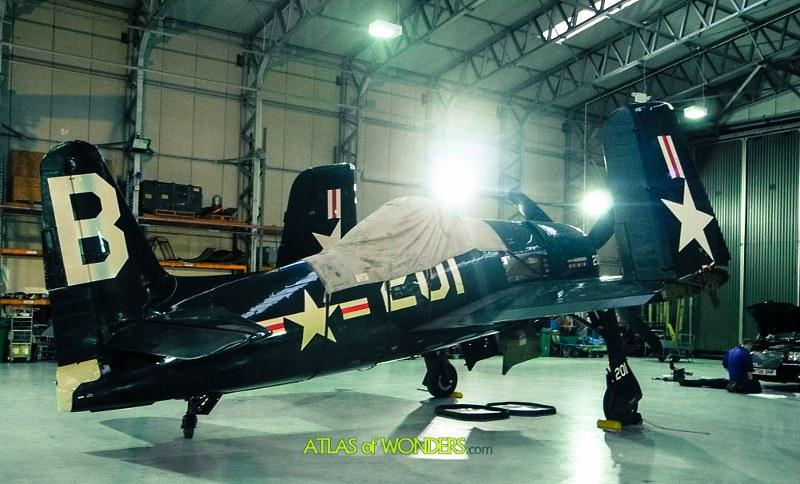 Avión Segunda Guerra Mundial