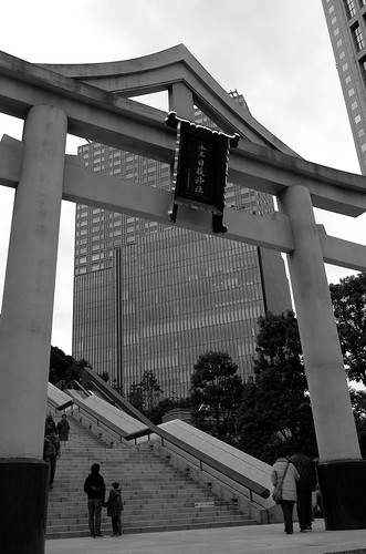 日枝神社 2014年 初詣