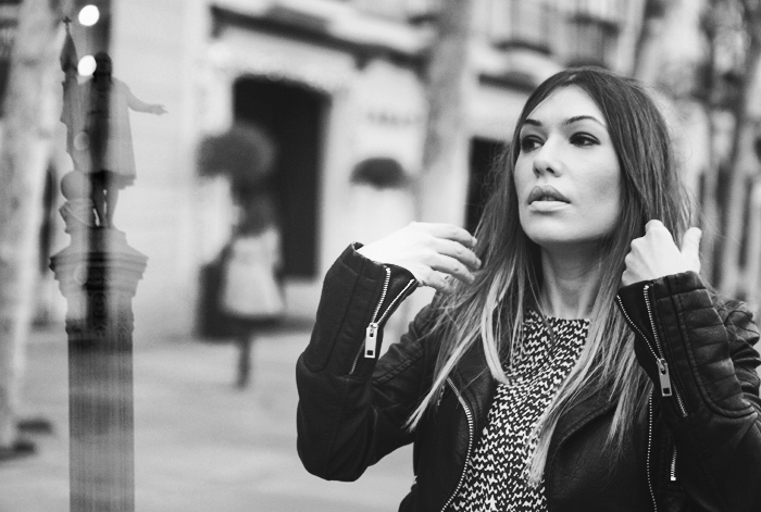 street style barbara crespo serrano madrid zara pura lopez chanel fashion blogger outfit