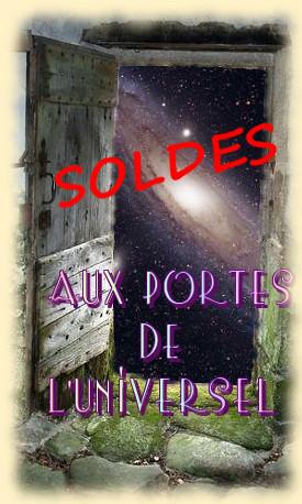 Soldes 2016 sur la boutique ésotérique en ligne Aux Portes de l'Universel