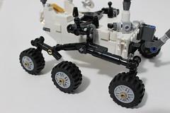 LEGO CUUSOO NASA Mars Science Laboratory Curiosity Rover (21104)